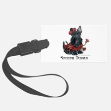 Celtic Scot 11x11.png Luggage Tag