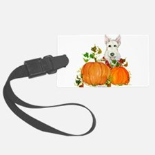 2007 PumpkinWheaten Scottie png.png Luggage Tag