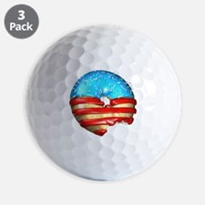 Hungry For Change Golf Ball
