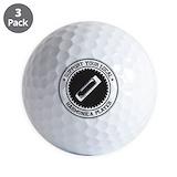 Harmonicas Golf Balls