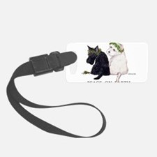 Peace 4x3 png.png Luggage Tag
