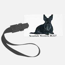 Scottish Terriers Rule 2006.png Luggage Tag