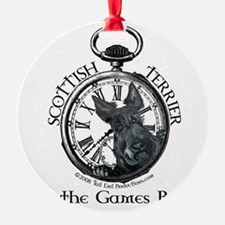Time Let the games begin round png.png Ornament