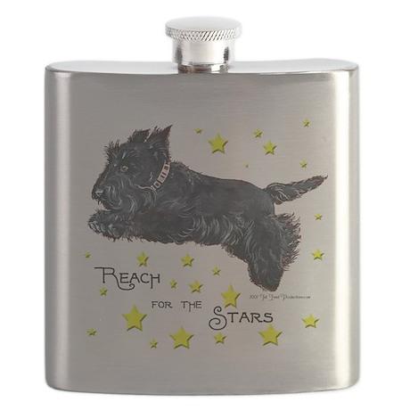 Scotties I heart.png Flask