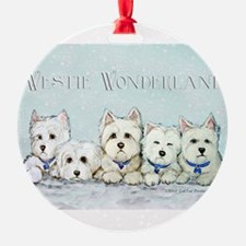 1 wonderland 11x11.png Ornament