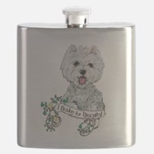 Break for dog biscuits.png Flask