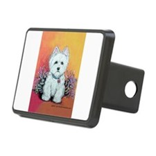 Zoe in orange 11x11.png Hitch Cover