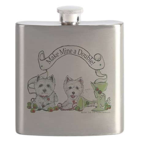 Double Martini Nov 2007.png Flask
