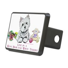 3-Love is a.png Hitch Cover