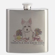 New kid in town 12x12.png Flask