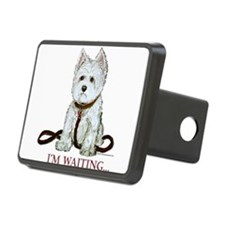 Westie waiting 9x9 2006.png Hitch Cover