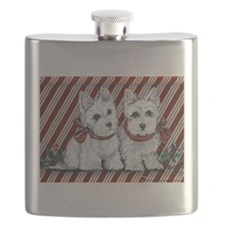 Candy8x6 Cane Westies stripe.png Flask