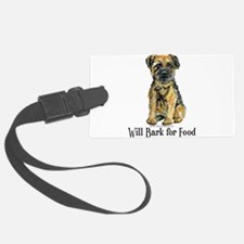 Bark for Food.png Luggage Tag