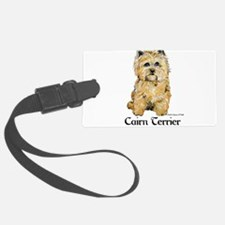 2-2008 Cairn terrier 11x11.png Luggage Tag