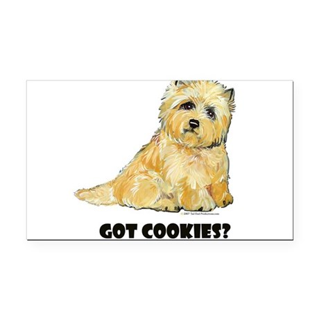 Got cookies 10x10.jpg Rectangle Car Magnet