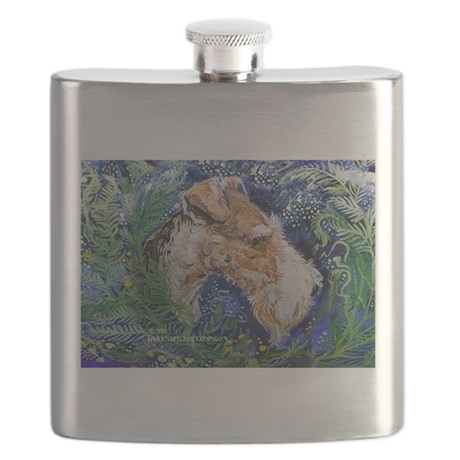 2011 Wire for Cafe Press.png Flask