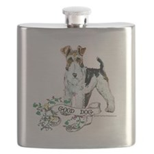 Good Dog.png 12x12.png Flask