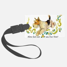 Daisy Trans 12x7.png Luggage Tag