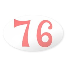 SPIRIT OF 76 NUMBERS™ Decal