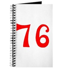 SPIRIT OF 76 NUMBERS™ Journal