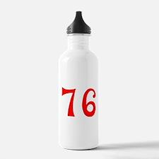SPIRIT OF 76 NUMBERS™ Water Bottle