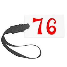 SPIRIT OF 76 NUMBERS™ Luggage Tag