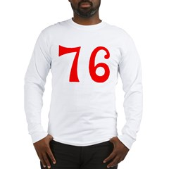 SPIRIT OF 76 NUMBERS™ Long Sleeve T-Shirt