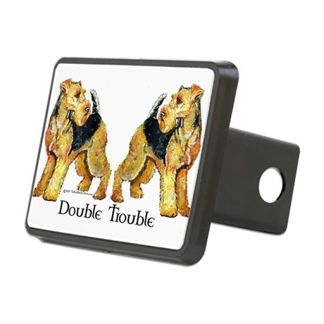 Double Trouble.png Rectangular Hitch Cover