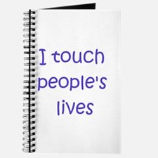 Touch Lives Journal