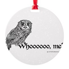 Whoo me 2007.png Ornament