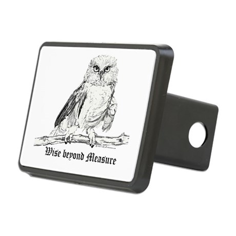 Wise owl 2006.png Rectangular Hitch Cover