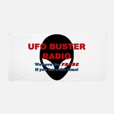 Ubr Probe Time Beach Towel