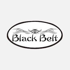 Martial Arts Black Belt Patches