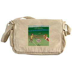 Jr. Knots Scout Rock Throwing Messenger Bag