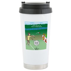Jr. Knots Scout Rock Throwing Travel Mug