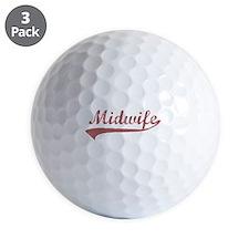 Midwife Golf Ball
