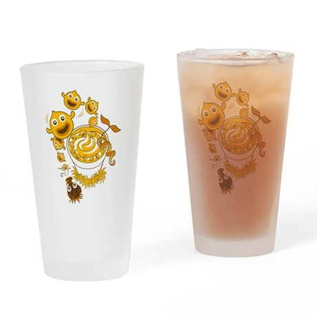 SmoothieJoy Drinking Glass