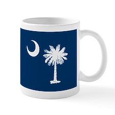 SC Palmetto Flag Small Mug