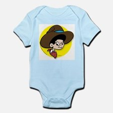 Cowboy Dave 2 Infant Creeper