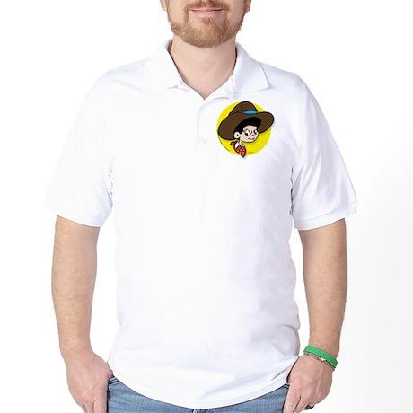Cowboy Dave 2 Golf Shirt