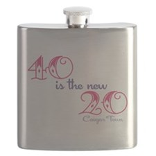 Rosie 40 is the new 20.png Flask