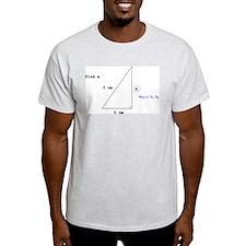Find X Ash Grey T-Shirt