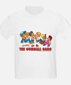 The Gumball Gang Kids T-Shirt