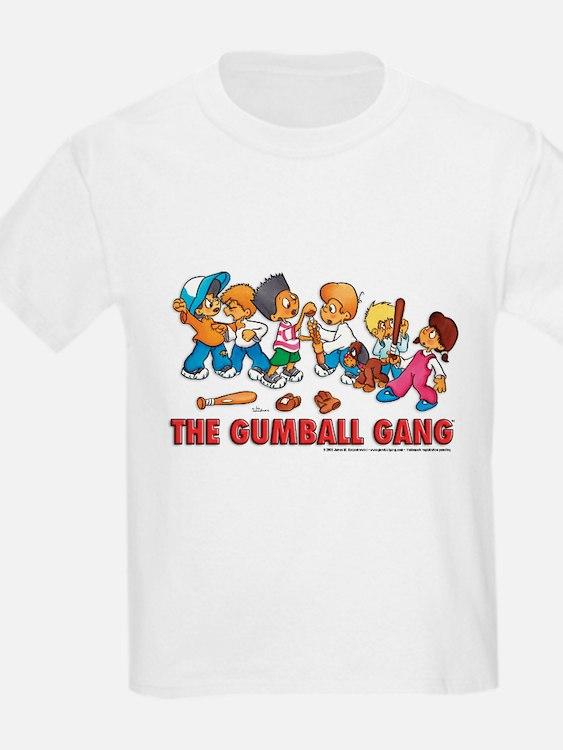 The Gumball Gang Kids T-Shirt