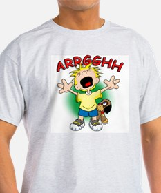 ARRGGHH!  Ash Grey T-Shirt
