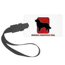 17-redsilhouette.png Luggage Tag