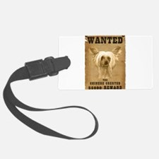 2-Wanted _V2.png Luggage Tag