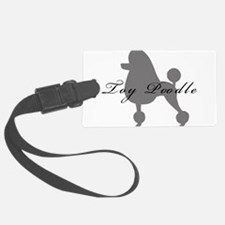 greysilhouette2toy.png Luggage Tag