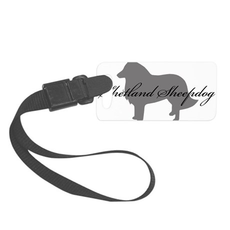 6-greysilhouette2.png Small Luggage Tag