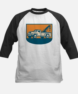 Vintage Tow Wrecker Pick-up Truck Tee